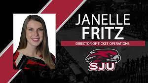 Janelle Fritz Named Director of Ticket Operations - Saint Joseph's  University