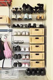 Shoe Organizer Ikea Ikea Hanging Shoe Organizer Closet Rack Roselawnlutheran