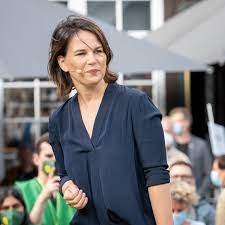 This is the first green candidate for chancellor. Annalena Baerbock Home Facebook