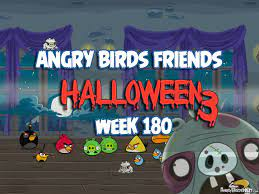 Angry Birds Friends Halloween Tournament Part 3 On Now