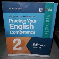 Pertanyaan uas ini secara khusus membahas saudara muda yang berada di kelas 8 smp / mts. Jual Produk Practise Your English Competence Untuk Murah Dan Terlengkap Agustus 2020 Bukalapak