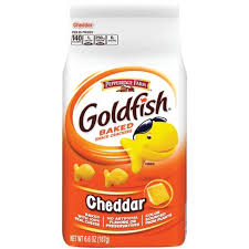 Image result for goldfish snack