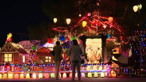 Peoria Az Christmas Lights Phoenix Holiday Lights Map Submit Your Display Now