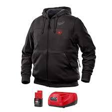 Milwaukee Heated Jacket Light Colors Milwaukee M12 Heated Hoodie Kit Midland Tool Supply