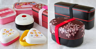Different kinds of Japanese bento boxes How to Pick a Bento Box \u2014 La Fuji Mama