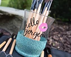 makeup brush holder glitter dipped makeup brush holders o gorgeous makeup brush storage makeup organizer makeup brush organizer