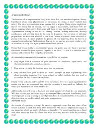 argumentative essays examples persuasive essay examples gallery for argumentative essay view larger