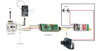 fpv wiring diagrams page 10 here s a visio of my minimosd to cc3d fc as i say a video will be posted later this weekend