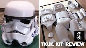 TKUK Stormtrooper Armour Review/Build