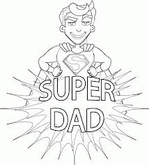 Small Picture Super Dad Coloring Pages High Quality Coloring Pages Coloring Home