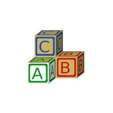 large alphabet blocks decoration uk wood letter wooden