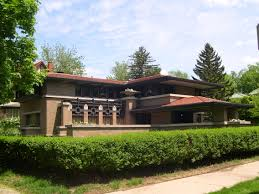 Frank Lloyd Wright Style House Plans Escortsea Inspired By Prairie Home  Planning Ideas Fresh: ...