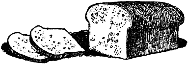 loaf of bread clipart. Interesting Bread Loaf Of Bread On Of Clipart A