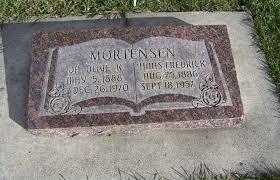 Ida Olive Mortensen (Knight) (1888 - 1970) - Genealogy