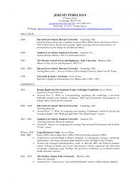 Magnificent Harvard Law Resume Tips Contemporary Resume Ideas