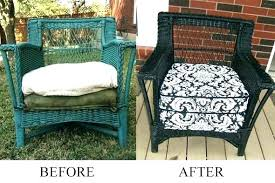 alluring painted rattan furniture painting chairs uniquely yours or mine wicker for outdoor use wonderful