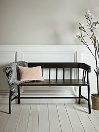NEW Handcrafted Teak Bench - Black | A Place To Sit | Pinterest | Teak