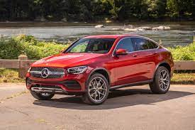 Elegant and versatile, the glc suv shines in any setting. 2021 Mercedes Benz Glc Coupe Review Pricing And Specs