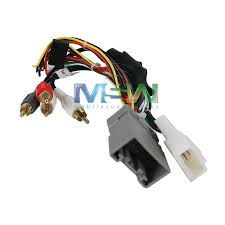 s3ta03b s3ta03 harness to connect to select 2004 up toyota toyota jbl harness adapter at 03 Toyota Highlander Stereo Wire Harness With Jbl Amp