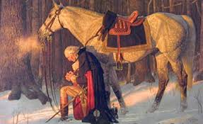 washington_praying
