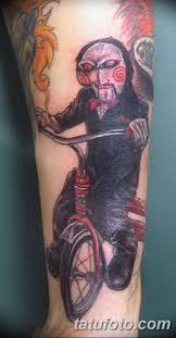фото рисунка тату пила из фильма 30102018 031 Tattoo Saw From
