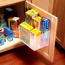 Under Kitchen Sink Storage 18 Inspiring Inside Cabinet Door Storage Ideas The Cabinet