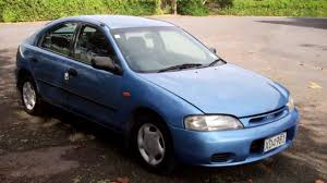 1998 Ford Laser Review - Auto cars - Auto cars