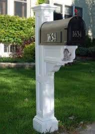 unique residential mailboxes. Wonderful Unique White Mailbox Post And Unique Residential Mailboxes