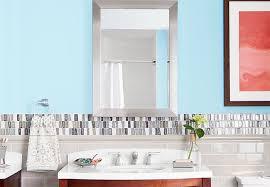 Trending Bathroom Paint Colors U2013 A Warm Color Palette Typically Is Spa Bathroom Colors