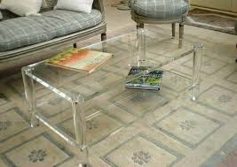 Collection in Plexiglass Coffee Table Acrylic Tables Acrylic Coffee Table  Amazon Plexiglass Table Tops