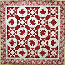 Calgary, Alberta, Canada Quilting Shop, Block of the Month, Kits ... & Canadian Maple Kit - Along Came Quilting Adamdwight.com