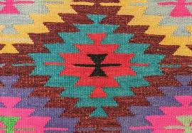 blue new rug kilim style rugs uk pictorial