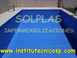 Impermeabilizaciones Y Humedades SolplasLaminas De Pvc Para Piscinas