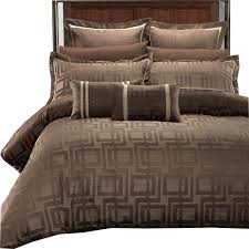 janet super soft and cozy cotton blend bedding sets full queen contemporary