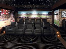 home theater art. who has experience with more than 900 home theater spaces. the panels are created using state-of-the-art digital printing on a durable white fabric to art t