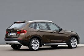 BMW Convertible bmw suv colors : Photo Gallery: BMW X1 in Marrakesh Brown color