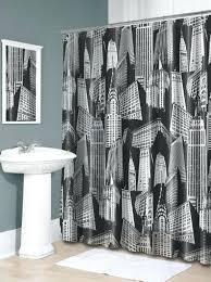 x city shower curtain target