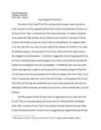 essay world war injaz essay world war 2