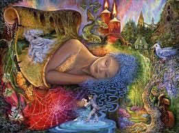 Картинки по запросу Картины снов цветные