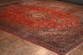 673 kashan rugs this traditional rug is approximately 9 6 x12 5