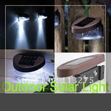 Smart Sensor And Solar Power LED Wall Light PIR Motion Sensor Solar Led Wall Lights