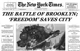 Image result for the Battle of Brooklyn