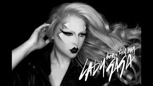lady a born this way inspired makeup tutorial