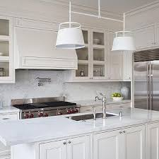 white and cream kitchens
