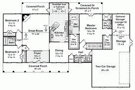 3 bedroom 2 bath house plans. Impressive Inspiration House Plans 3 Bedroom 2 Bath 1 Story 9 On Modern Decor Ideas