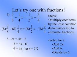 let s try one with fractions