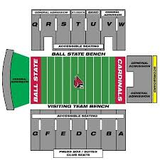 Ball State Cardinals Tickets 31 Hotels Near Scheumann