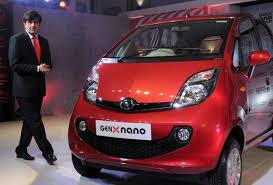 new car launches may 2015Tata Motors eyes youth with new Nano GenX series  Business Line