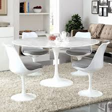 60 inch round dining table seats how many elegant lippa 54 or 60 round dining table regular or marble top modern wow