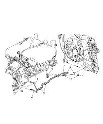 2000 jeep grand cherokee transmission oil cooler lines diagram 00i17672